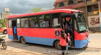 Los autobuses no cumplen con las medidas sanitarias en Tantoyuca - Vanguardia de Veracruz