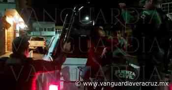 Pareja de Tantoyuca, a la cárcel, por escandalosos - Vanguardia de Veracruz