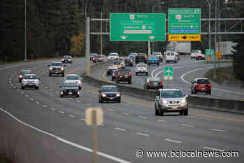 Ministry willing to work with Lantzville on highway concerns – BC Local News - BCLocalNews
