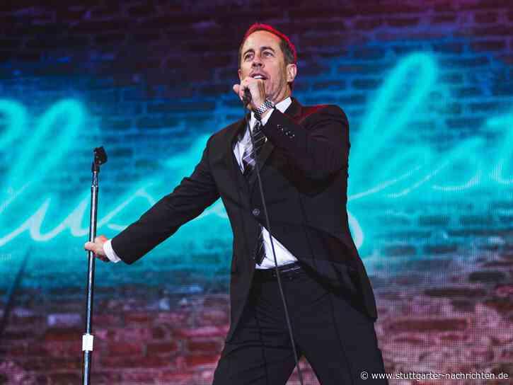 60 Minuten mit der Comedy-Ikone - Jerry Seinfeld kehrt auf Netflix nach 22 Jahren zurück auf die Bühne - Stuttgarter Nachrichten