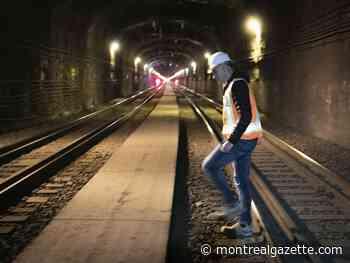 Mount Royal tunnel to close on Monday for improvements on Deux-Montagnes line - Montreal Gazette
