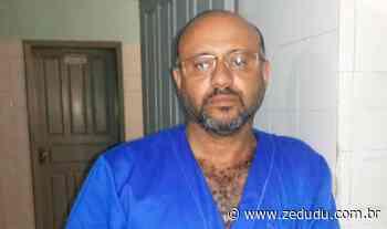 Morre no Hospital Regional de Redenção médico de Xinguara vítima de Covid-19 - Blog do Zé Dudu