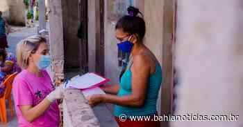 Prefeitura de Madre de Deus entrega kits de higiene para colaborar com prevenção - Bahia Noticias - Samuel Celestino