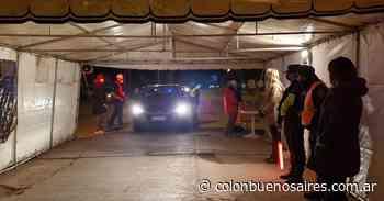 Chacabuco: Ante tres casos positivos activó controles sobre ingresos de frutas y verduras provenientes de Escobar - Colón Doce