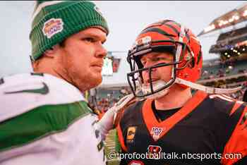 Report: Jets had interest in Andy Dalton
