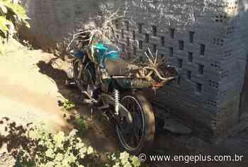 Motociclista fica ferido após queda na SC-285 em Turvo - Engeplus
