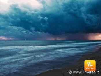 Meteo FORTE DEI MARMI: oggi temporali, Martedì 12 temporali e schiarite, Mercoledì 13 poco nuvoloso - iL Meteo
