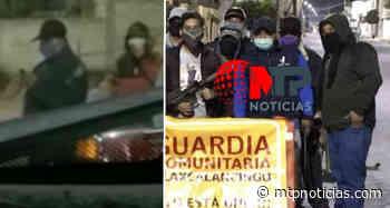 Autodefensas en Tlaxcalancingo es por incapacidad de alcaldesa Karina Pérez para dar seguridad - MTPNoticias