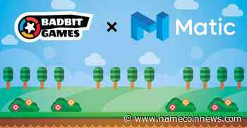 BadBit.Games announce migration to Matic Network - NameCoinNews