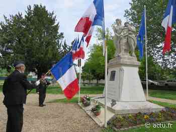 VIDÉO. À Gaillon (Eure), la cérémonie du 8 mai a bien eu lieu - Normandie Actu