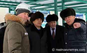 Ayrat Safin: 'Nizhnekamsk is my homeland' — RealnoeVremya.com - Realnoe vremya