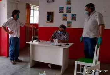 Coronavirus: ciudadanos de Chepén dan el ejemplo y organizan colecta para comprar oxígeno - Agencia Andina