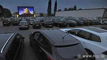 Diese Filme werden im Autokino in Rheine gezeigt - noz.de - Neue Osnabrücker Zeitung