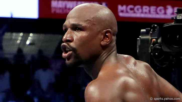 Floyd Mayweather done with boxing, would consider 'entertainment' bouts - Yahoo Sports