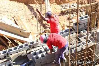Novas duas Unidades Básicas de Saúde estão sendo construídas em Caieiras - RNews