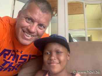 Negenjarig zoontje van basketbalcoach sneller dan gedacht ge... (Gingelom) - Het Belang van Limburg
