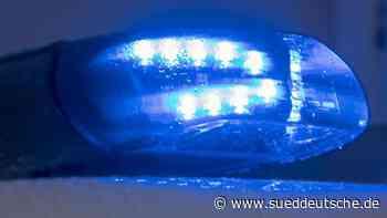 Einbruch in Tankstelle: Polizei fahndet nach Verdächtigen - Süddeutsche Zeitung