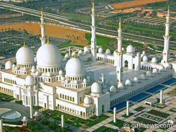 Sheikh Zayed Grand Mosque Centre launches remote guided cultural tours - Gulf News