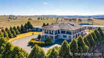 Grand home at centre of 300-lot subdivision for Goulburn - The RiotACT