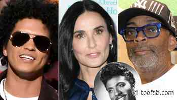Little Richard Dead At 87 -- Demi Moore, Bruno Mars, Spike Lee and More Pay Tribute - TooFab