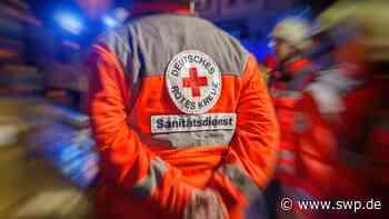 Unfall an B10-Ausfahrt: Uhingen: Drei Verletzte bei Verkehrsunfall - SWP