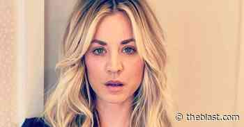Kaley Cuoco Stuns Flipping Her Hair In Smoking Swimsuit Pool Video On Instagram - The Blast