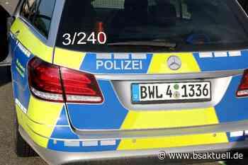 Uhingen: Fahrversuche einer 38-Jährigen enden im Schaufenster - BSAktuell