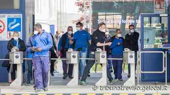 Sciopero anti mascherine all'Electrolux di Susegana - La Tribuna di Treviso