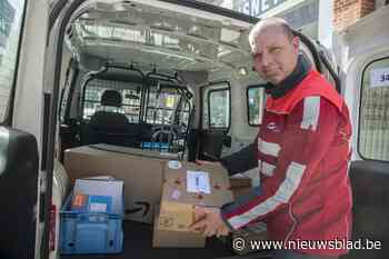 Postbodes brachten laatste kwartaal 20 procent meer pakjes r... (Oud-Turnhout) - Het Nieuwsblad