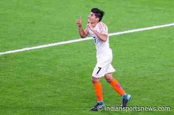 Blue Tigers midfielder Anirudh Thapa hails 'Captain Cool' Mahendra Singh Dhoni's attitude - Indian Sports news