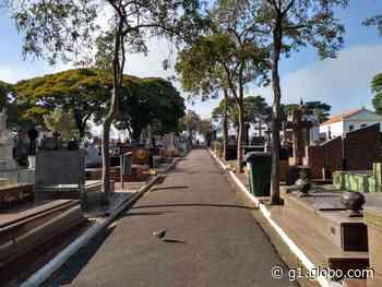 Cemitérios de Guararema e Itaquaquecetuba suspendem visitas no Dia das Mães - G1