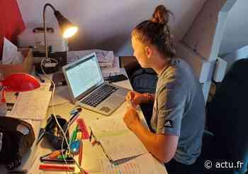 """Mon confinement. Julie Plouhinec (CB Ifs) : """"J'ai découvert une passion pour les puzzles et la couture"""" - Normandie Actu"""