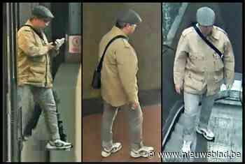 Politie zoekt man die gewoon op metro stapte nadat andere man zich op sporen had gegooid