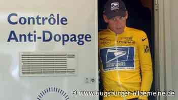 Als Lance Armstrong für den größten Dopingskandal der Sportgeschichte sorgte - Augsburger Allgemeine