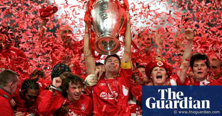 Liverpool's Istanbul miracle and the row in Scotland – Football Weekly