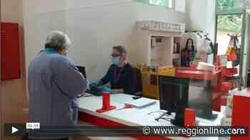 Covid19 e fase 2: così ha riaperto la biblioteca di Cavriago. VIDEO - Reggionline