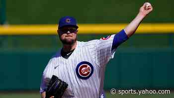 Jon Lester would 'love to' stay with Cubs for rest of his career - Yahoo Sports