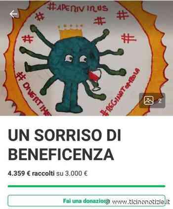 Abbiategrasso, l'aperivirus solidale di Maiorana si chiude a quota 4359 euro (pro Hospice) - Ticino Notizie