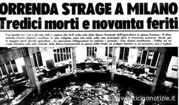 Abbiategrasso: oggi la Giornata per le vittime del terrorismo. Il ricordo di Angelo Scaglia - Ticino Notizie