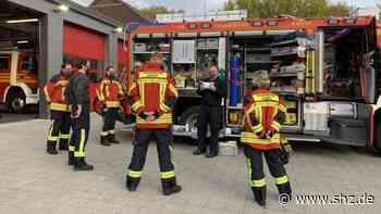 Kropp : Ausbildung bei der Freiwilligen Feuerwehr geht weiter   shz.de - shz.de
