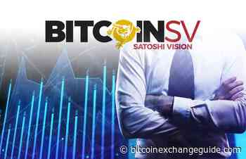 Bitcoin SV (BSV) Price Analysis (May 10) - Bitcoin Exchange Guide
