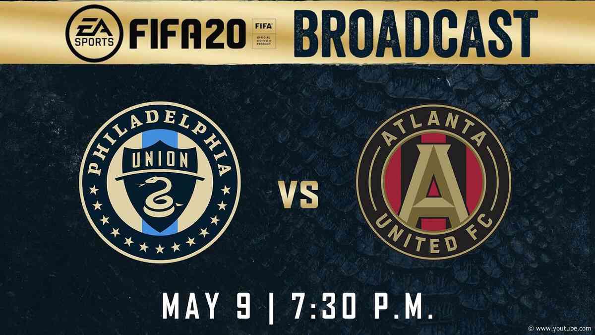 Sim: Philadelphia Union vs. Atlanta United