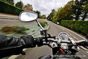 Motorradkontrollen der Polizei in Walzbachtal und Kraichtal - die neue welle