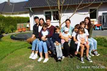 Muttertag: Mit neun Wunschkindern in Neuenhagen zuhause - Märkische Onlinezeitung