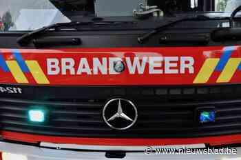 Vrouw raakt zwaargewond bij brand in Elsene