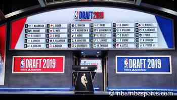 Rumor: Rescheduled NBA Draft may happen in late August, early September