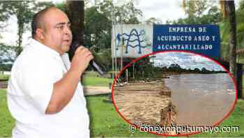 Puerto Asís lanza un SOS por inminente colapso de la PTAP del acueducto de Puerto Asís - Conexión Putumayo