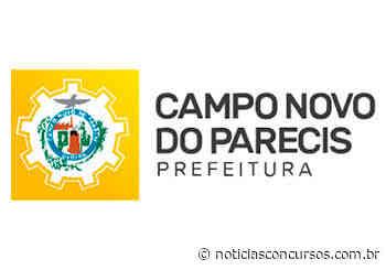 Concurso Prefeitura de Campo Novo do Parecis MT 2019/2020 - Notícias Concursos