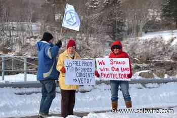 Wet'suwet'en Hereditary Chiefs get East Coast support from Annapolis Royal - SaltWire Network