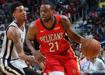 Transcript: Pelicans forward Darius Miller on the New Orleans Pelicans Podcast presented by SeatGeek - May 8, 2020